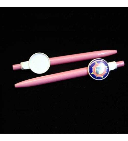 25mm Pen Components - Pink (Bag's of 50)
