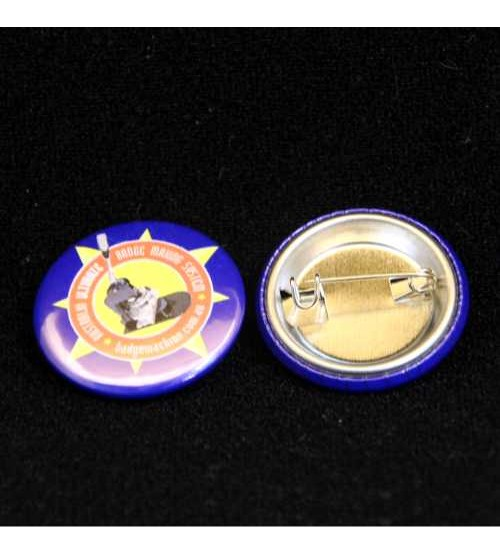 25mm Pin Badge Components (Bag's of 100)