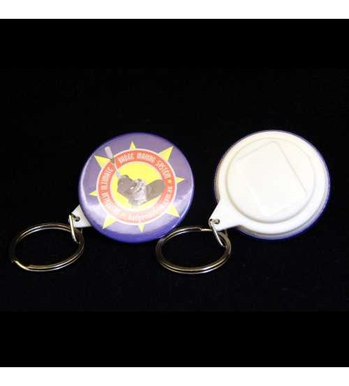 44mm Keyring Components (Bag's of 50)