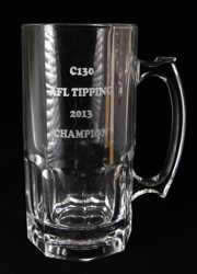 AFL-etched-beer-glass-jumbo-mug-melbourne-M1L