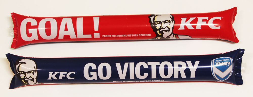 australia-kfc-inflatable-cheering-sticks-bam-bam-thunder-abc2000