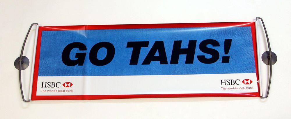 go_tahs_hand_held_scrolling_roll_up_retractable_rollup_banner_support_sports_team_abc2000