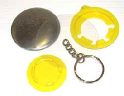 Components to produce Keyrings