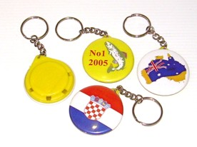 samples of Keyrings